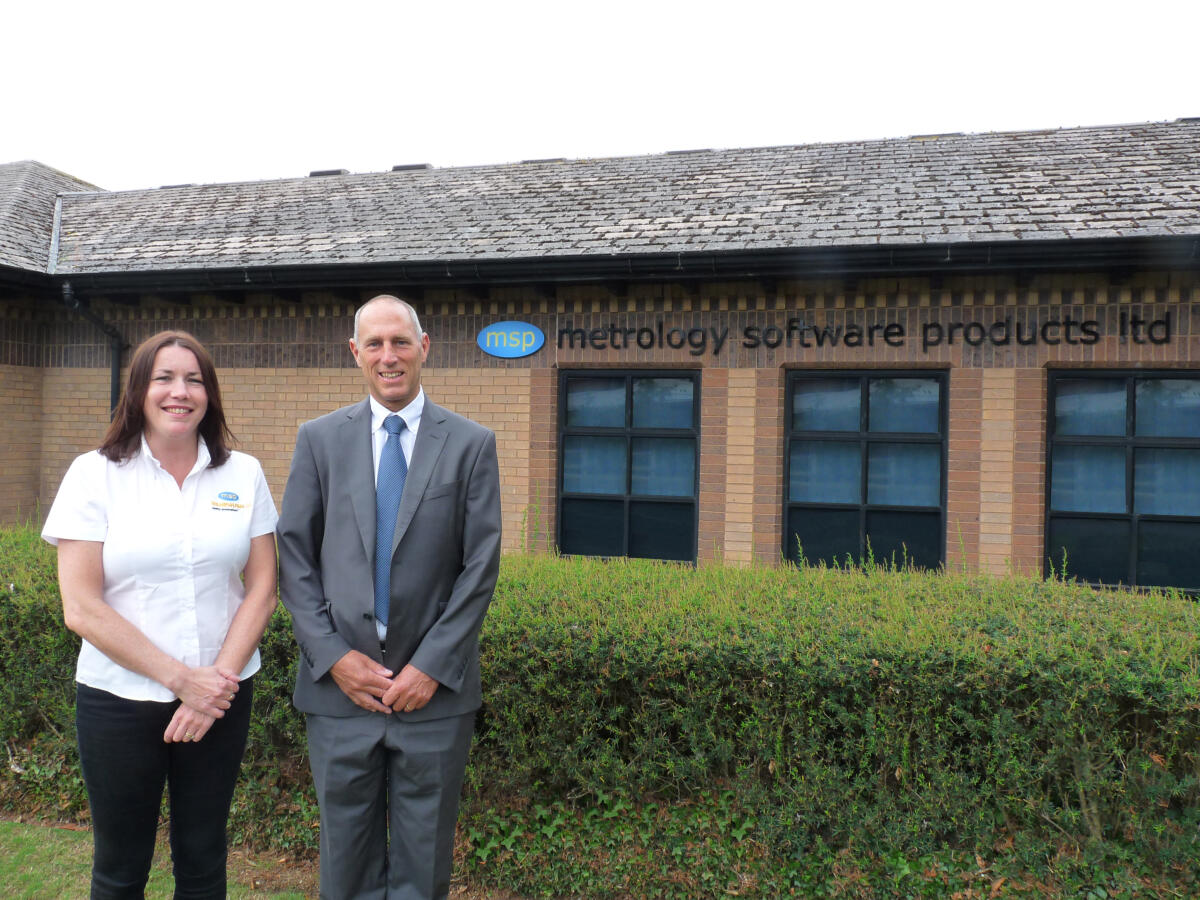 2018 appointments: Director of Development, Marianne Whitfield (left) and UK Technical Account Manager, Keith Langford